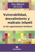 Papel VULNERABILIDAD, DESVALIMIENTO Y MALTRATO INFANTIL