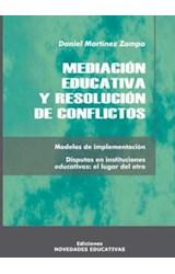 Papel MEDIACION EDUCATIVA Y RESOLUCION DE CONFLICTOS