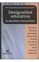 Papel DESIGUALDAD EDUCATIVA (LA NATURALEZA COMO PRETEXTO)