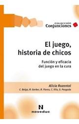 Papel EL JUEGO, HISTORIA DE CHICOS