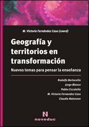 Papel GEOGRAFIA Y TERRITORIOS EN TRANSFORMACION (NUEVOS TEMAS PARA