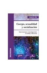 Papel CUERPO, SEXUALIDAD Y SOCIALIZACION