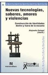 Papel ENSAYOS Y EXPERIENCIAS 68 (NUEVAS TECNOLOGIAS, SABERES, AMOR