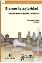 Papel ENSAYOS Y EXPERIENCIAS 72 (EJERCER LA AUTORIDAD)