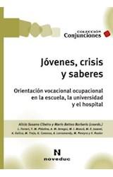 Papel JOVENES, CRISIS Y SABERES