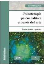 Papel PSICOTERAPIA PSICOANALITICA A TRAVES DEL ARTE