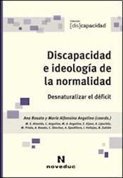Papel Discapacidad E Ideologia De La Normalidad