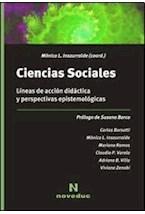 Papel CIENCIAS SOCIALES. LINEAS DE ACCION DIDACTICA Y PERSPECTIVAS
