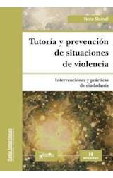 Papel TUTORIA Y PREVENCION DE SITUACIONES DE VIOLENCIA (INTERVENCI