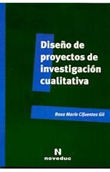 Papel DISEÑO DE PROYECTOS DE INVESTIGACION CUALITATIVA
