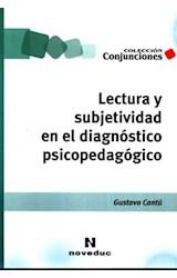 Papel LECTURA Y SUBJETIVIDAD EN EL DIAGNOSTICO PSICOPEDAGOGICO