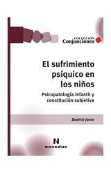 Papel SUFRIMIENTO PSIQUICO EN LOS NIÑOS (PSICOPATOLOGIA INFANTIL Y