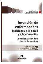 Papel INVENCION DE ENFERMEDADES TRAICIONES A LA SALUD Y A LA EDUCA