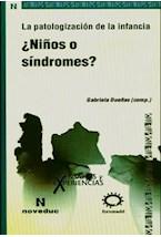 Papel ENSAYOS Y EXPERIENCIAS 80 (NIÑOS O SINDROMES?)