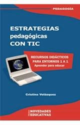 Papel ESTRATEGIAS PEDAGOGICAS CON TIC