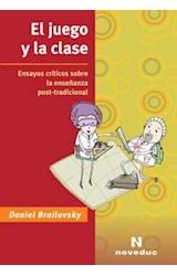Papel EL JUEGO Y LA CLASE