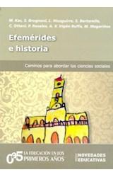 Papel DE 0 A 5 N§86 (EFEMERIDES E HISTORIA (CAMINOS PARA ABORDAR )