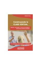 Papel CONSTRUYENDO LA CLASE VIRTUAL