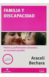 Papel FAMILIA Y DISCAPACIDAD