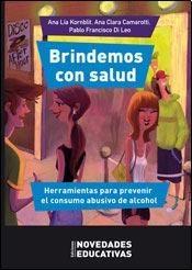 Papel BRINDEMOS CON SALUD - HERRAMIENTA PREVENIR CONSUMO DE ALCOHO