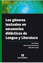 Papel GENEROS TEXTUALES EN SECUENCIAS DIDACTICAS DE LENGUA Y LITER