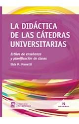 Papel DIDACTICA DE LAS CATEDRAS UNIVERSITARIAS