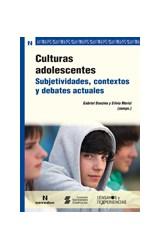 Papel CULTURAS ADOLESCENTES