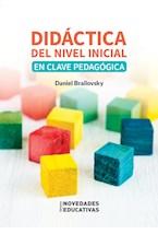 Papel DIDACTICA DEL NIVEL INICIAL EN CLAVE PEDAGOGICA