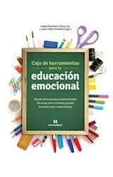 Papel CAJA DE HERRAMIENTAS PARA LA EDUCACION EMOCIONAL