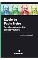 Papel ELOGIO DE PAULO FREIRE
