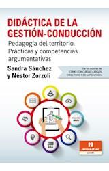 Papel DIDACTICA DE LA GESTION-CONDUCCION