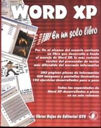 Papel Word Xp En Un Solo Libro