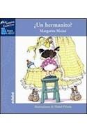 Papel UN HERMANITO (COLECCION FLECOS DE SOL ROJO) (RUSTICA)