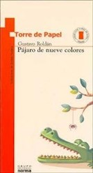 Papel Pajaro De Nueve Colores
