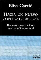 Papel Hacia Un Nuevo Contrato Moral