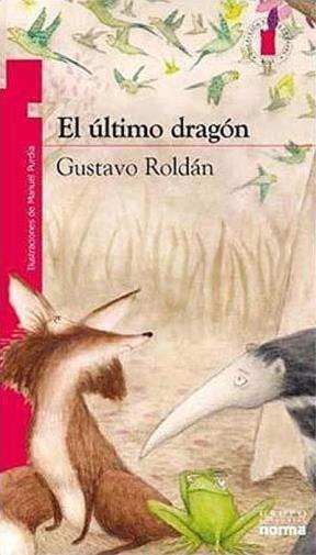 Papel El Ultimo Dragon
