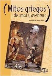 Papel Mitos Griegos De Amor Y Aventura