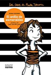 Libro El Anillo De Esmeraldas  Los Casos De Anita Demare