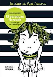 Libro El Paraguas Floreado  Los Casos De Anita Demare
