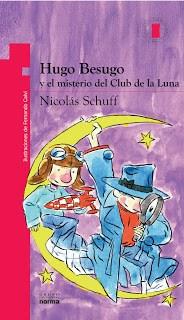 Papel Hugo Besugo Y El Misterio Del Club De La Luna