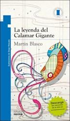 Libro La Leyenda Del Calamar Gigante