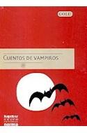 Papel CUENTOS DE VAMPIROS (NORMA GOLU 20347)