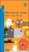 Libro Mascotas De Cuento