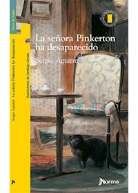 Papel La Señora Pinkerton Ha Desaparecido