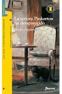 Papel SEÑORA PINKERTON HA DESAPARECIDO (+11 AÑOS) (TORRE DE PAPEL AMARILLA)