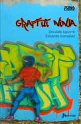 Papel Graffiti Ninja