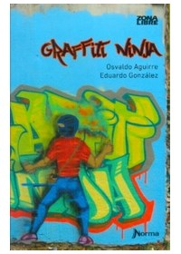 Papel Graffiti Ninja