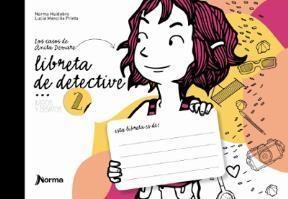 Papel Libreta De Detective 2
