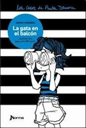 Libro La Gata En El Balcon  Los Casos De Anita Demare