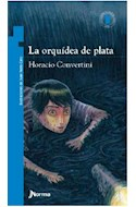 Papel ORQUIDEA DE PLATA (9 AÑOS) (TORRE DE PAPEL AZUL)